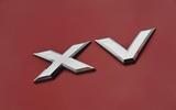 Subaru XV badging