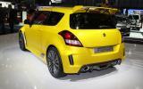Geneva motor show: Suzuki S-Concept