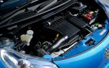 Suzuki Alto engine bay