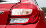 Suzuki Baleno rear lights