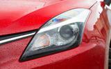 Suzuki Baleno xenon headlights