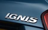 Suzuki Ignis badging