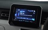 Suzuki Ignis infotainment system