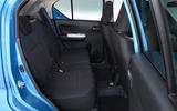 Suzuki Ignis rear seats