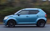 Suzuki Ignis side profile