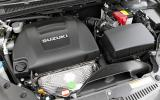 2.4-litre Suzuki Kizashi petrol engine