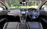 Geneva motor show: Suzuki Kizashi