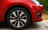 16in Suzuki Swift alloy wheels