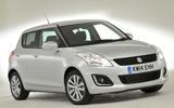 3.5 star Suzuki Swift