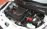 1.2-litre Suzuki Swift petrol engine