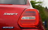 Suzuki Swift rear light