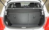 Suzuki Swift boot space