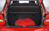Suzuki Swift boot space