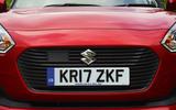 Suzuki Swift front grille