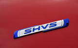 Suzuki Swift hybrid badging