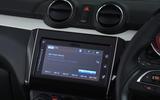 Suzuki Swift infotainment system