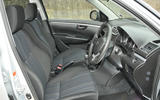 Suzuki Swift interior