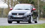 Suzuki plans Nissan Juke rival for 2015
