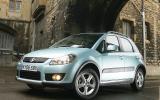 3.5 star Suzuki SX4