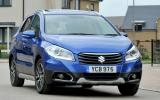 Suzuki SX4 S-Cross 1.6 DDiS Allgrip first drive review