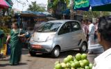 Indian-made Tata Nano
