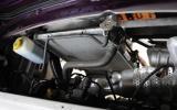 924cc Tata Nano Twist engine bay