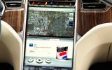 Tesla Model S infotainment