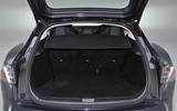 Tesla Model S 95D boot space