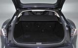 Tesla Model S 95D boot space