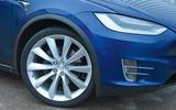 20in Tesla Model X alloy wheels