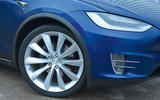 20in Tesla Model X alloy wheels