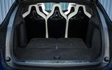 Tesla Model X boot space