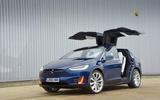 4 star Tesla Model X