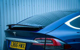 Tesla Model X rear port