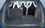 Tesla Model X seating flexibility