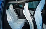 Tesla Model X third row seats