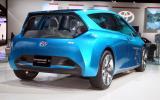 Prius supermini 'not for Europe'
