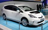 Toyota ramps up hybrid commitment