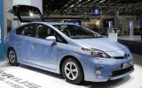 Frankfurt show - Plug-in Toyota Prius
