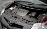Toyota Auris engine bay