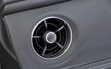 Toyota Auris air vents