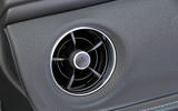 Toyota Auris air vents