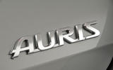 Toyota Auris badging