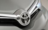 Toyota Auris front grille