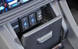 Toyota Auris heated seats switches