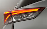 Toyota Auris rear lights
