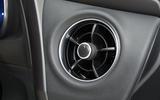 Toyota Auris Touring Sports air vents