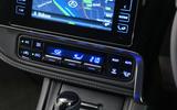 Toyota Auris Touring Sports climate controls