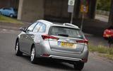 Toyota Auris Touring Sports rear