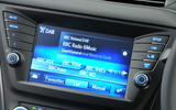 Toyota Avensis infotainment system